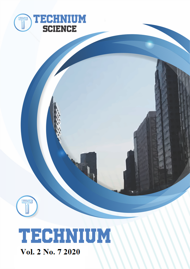 View Vol. 2 No. 7 (2020): Proceedings of the 7th Technium Conference 2020